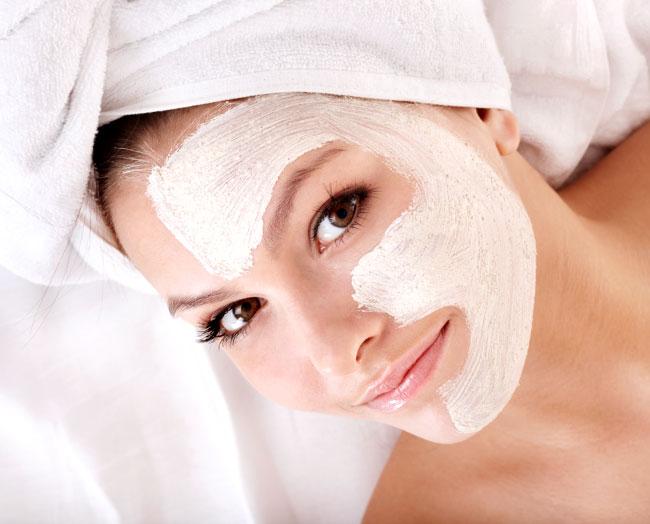 Маска для лица с медом и белой глины: для жирной кожи