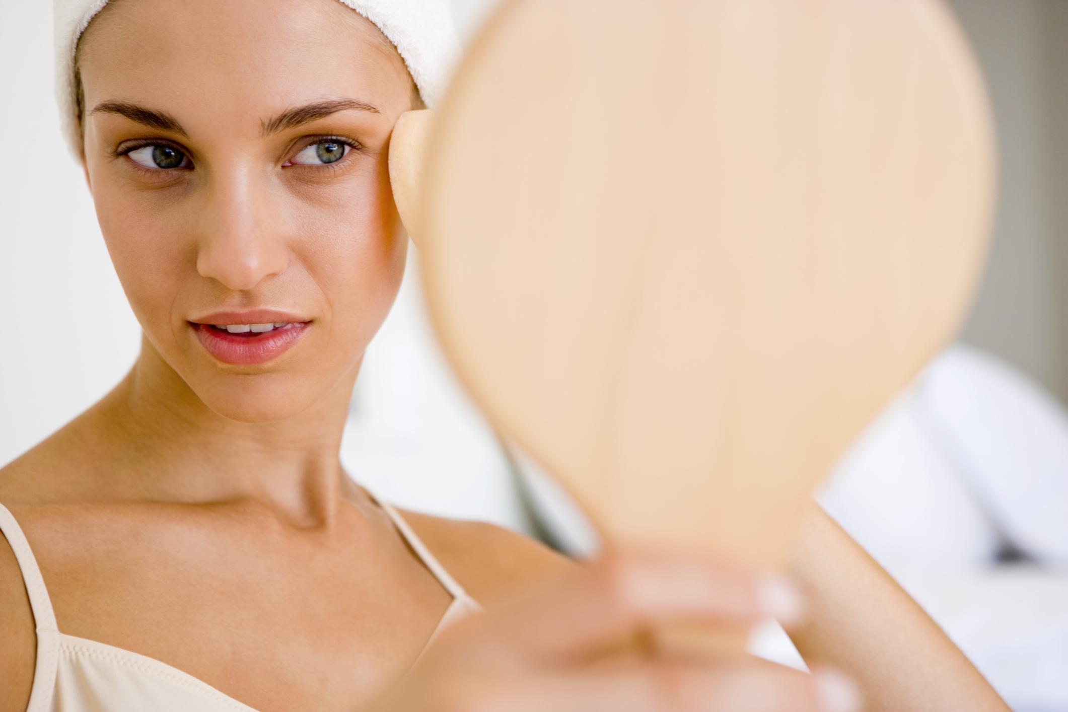 Как очищать кожу лица комбинированная