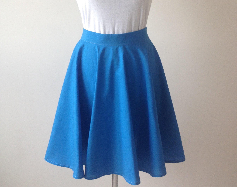 С какой ткани лучше шить юбку