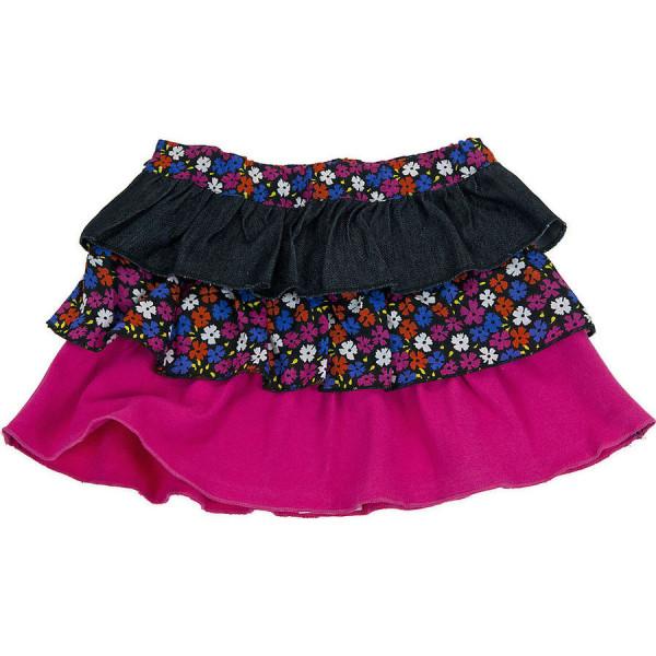 Сшить юбку под резинку