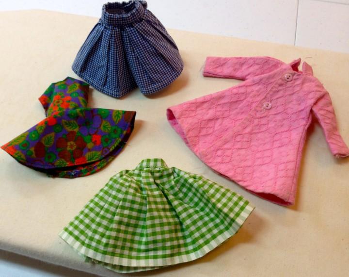 Как сделать юбка для куклы барби