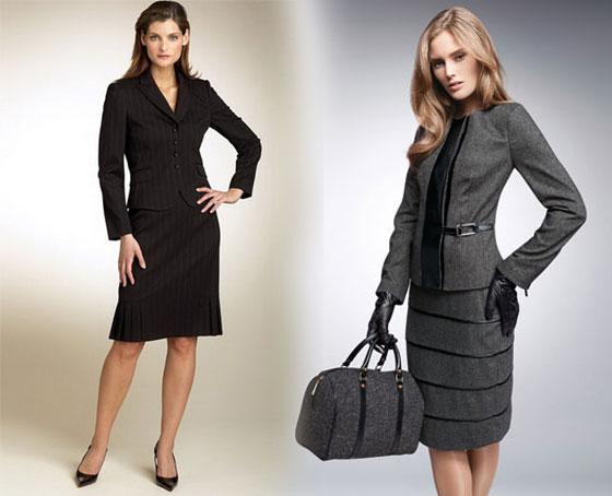 8043354d5a34 Деловой стиль одежды. Правила делового стиля одежды для женщин ...