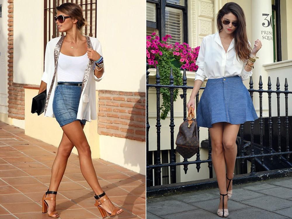 Запрещено носить короткие юбки
