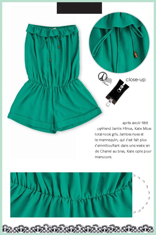 Как сшить шорты из платьев 935