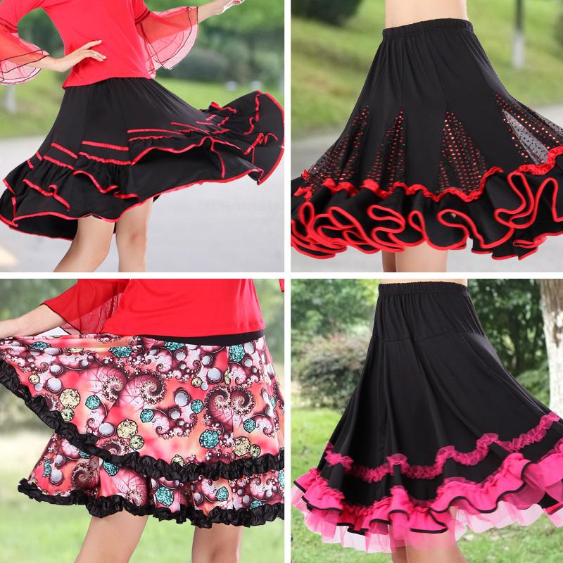 Как сшить юбку ребенку для танцев