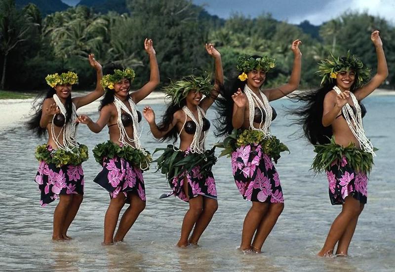 Гавайскую юбку из пакетов видео