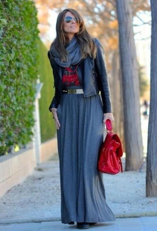 Красивая юбка в пол своими руками 22