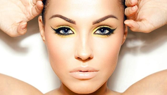 Форма бровей зависит от типа лица