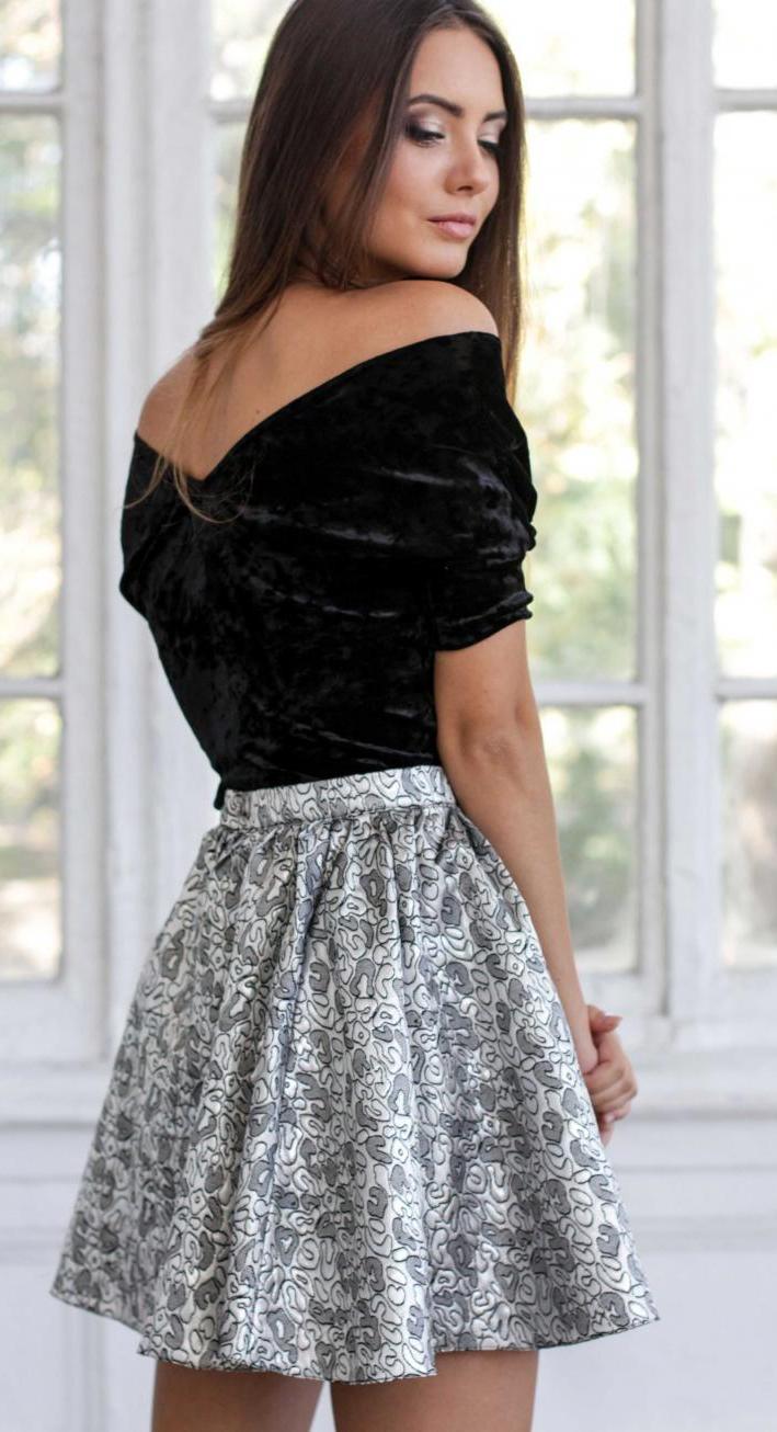 инструкция по пошиву юбок
