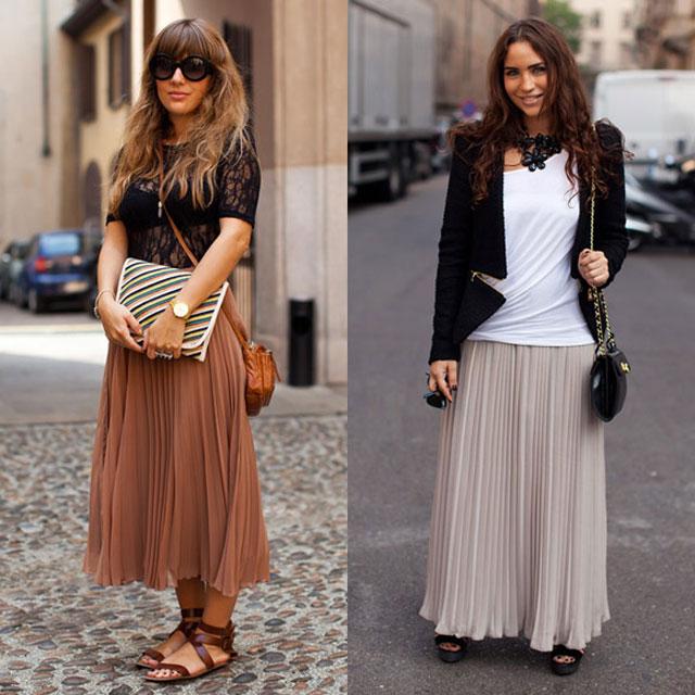 Купить юбку плиссе для женщин