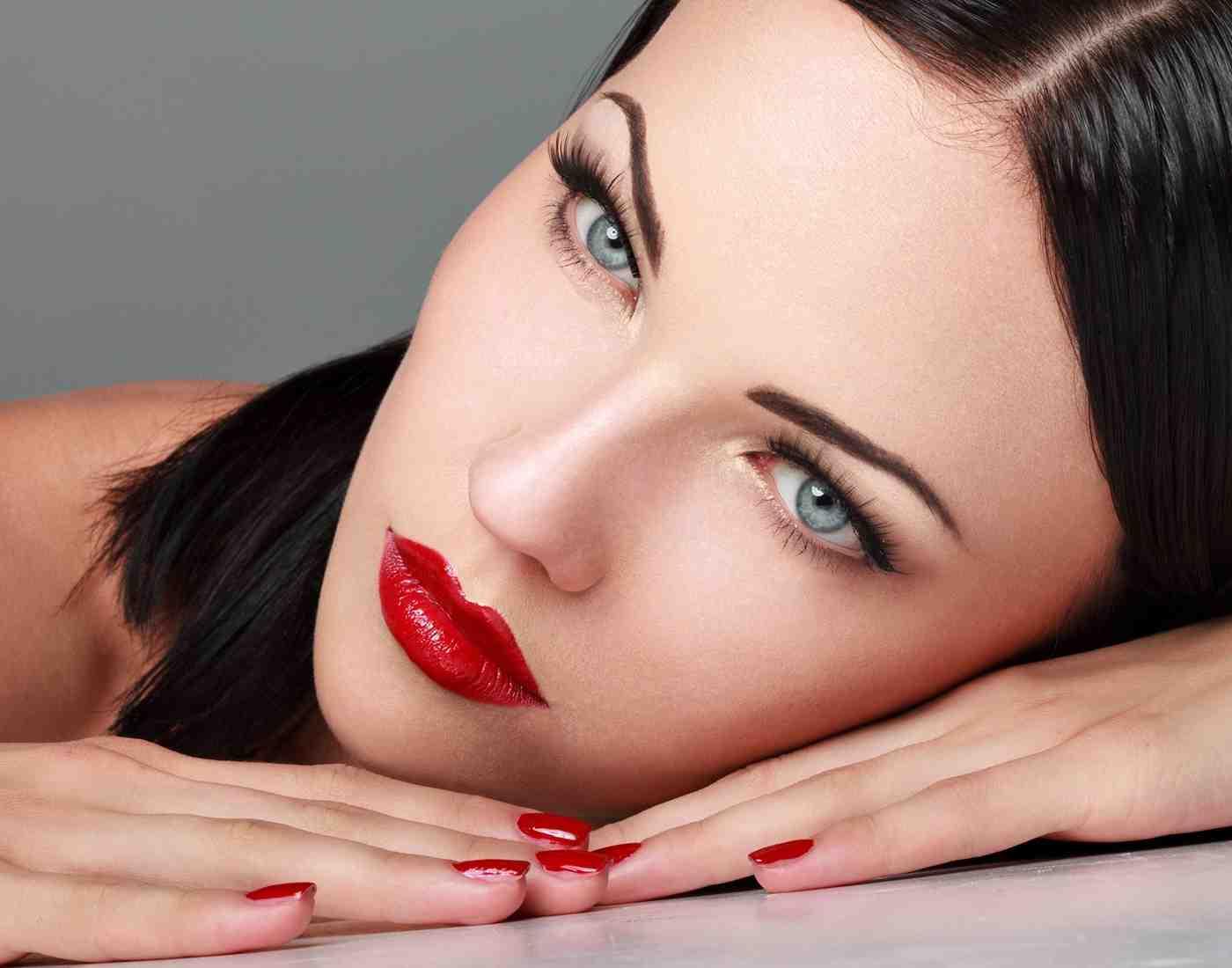 Фото красивейших бровей перманентный макияж 5