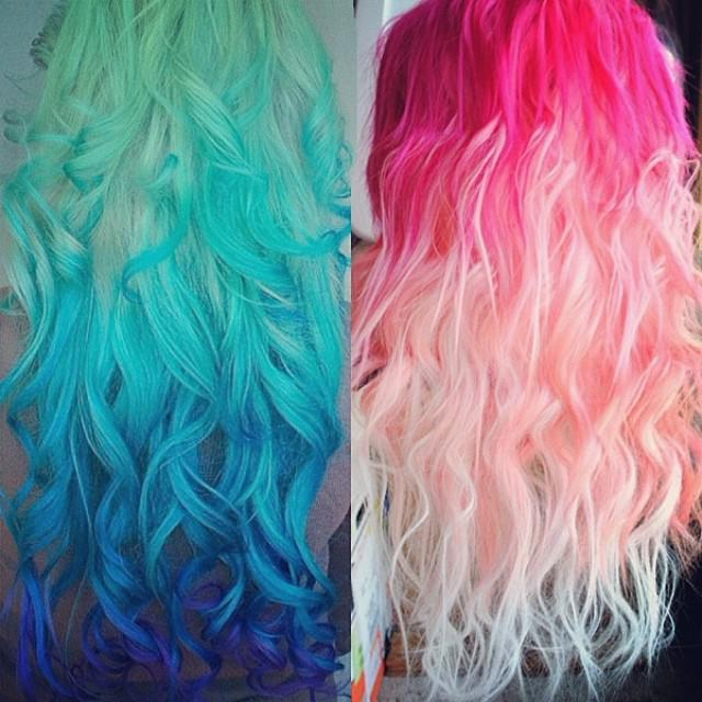 Покрась волосы в домашних условиях тоником 947