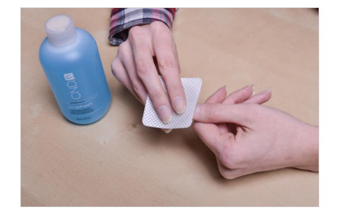 Как сделать обезжириватель для ногтей дома