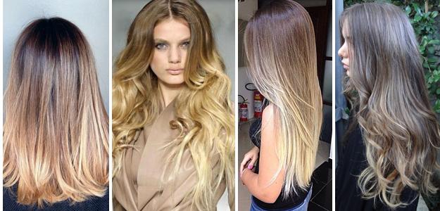 Русые волосы покраска фото