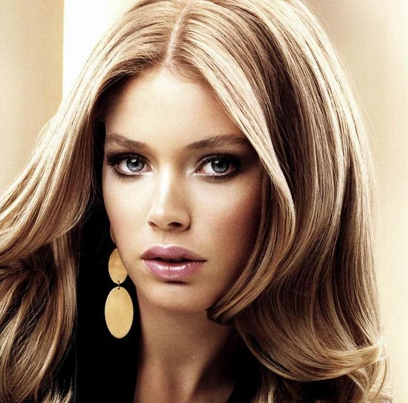 окраска волос фото мелирование