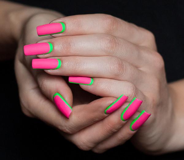 Перламутровый маникюр фото 2018 жемчужные ногти
