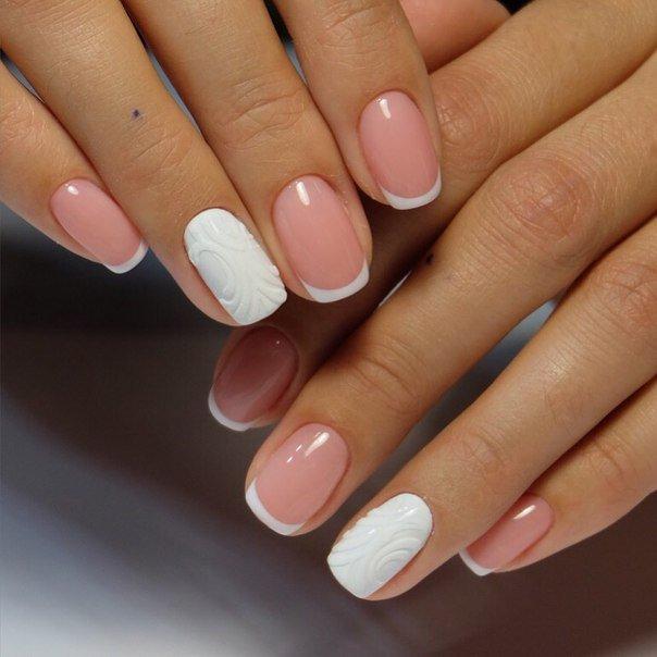 White french