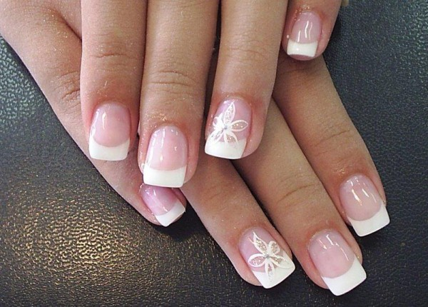 French-Manicure-Latest-Designs-2016
