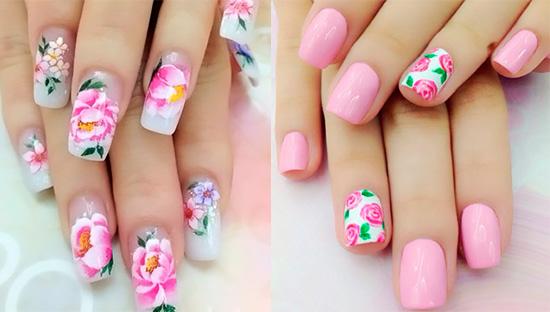 с цветами 5