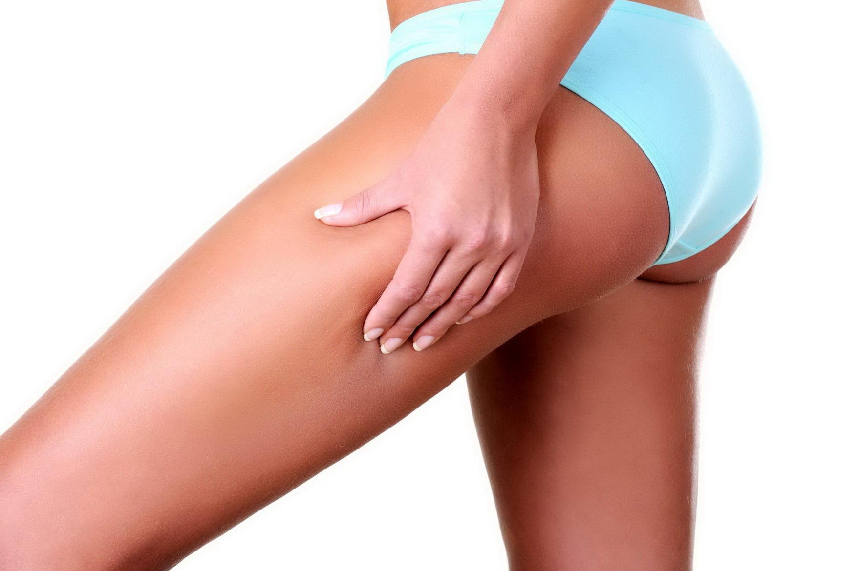 Как бороться с дряблостью кожи тела целлюлитом