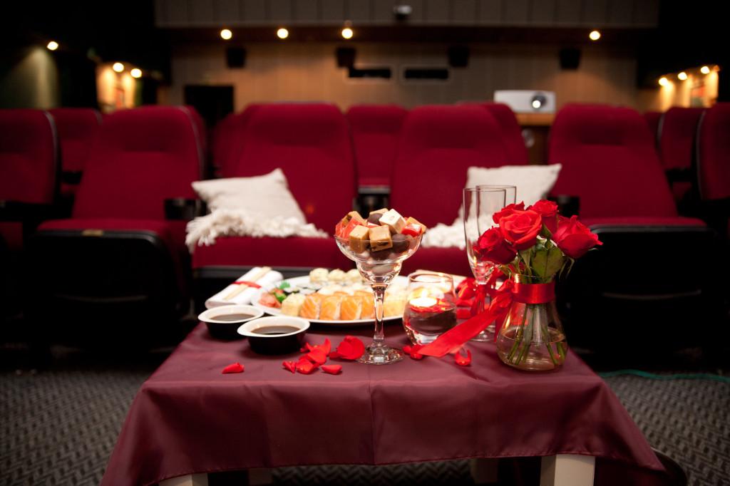 Романтический вечер для двоих в СПб - Идеи свиданий MSP
