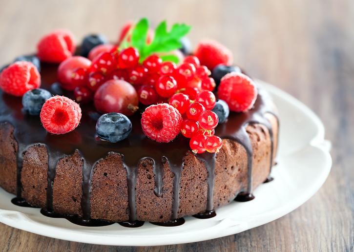 рецепты самых простых и вкусных пирогов с ягодами
