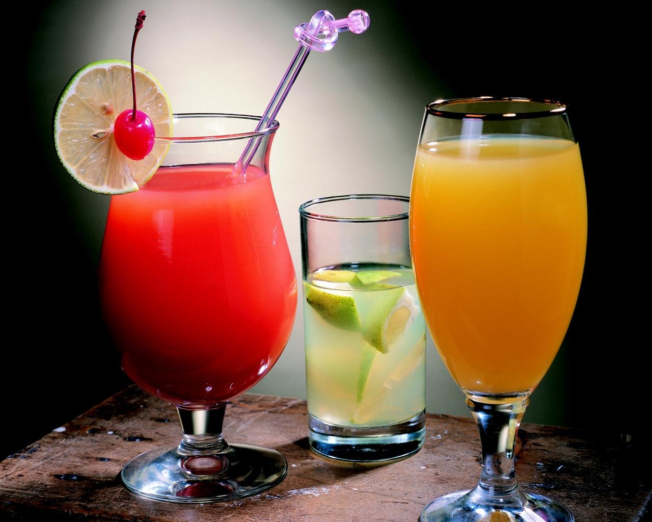 знаменитые коктейли и их рецепты