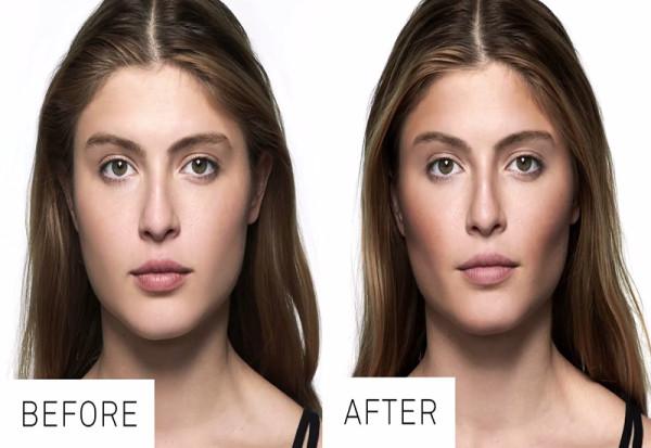 Скульптурирование лица. Контурирование, моделирование лица ...