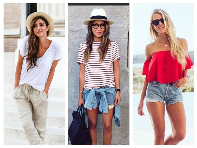 Женская одежда для отдыха на море
