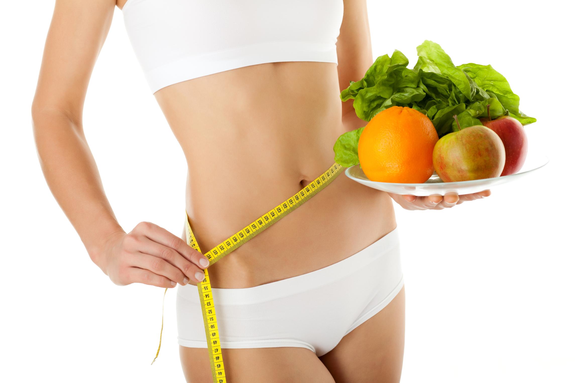 Простые диеты для резкого похудения