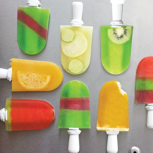 Как сделать домашнее мороженое фруктовый лед