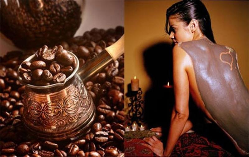Обертывания из кофе в домашних условиях