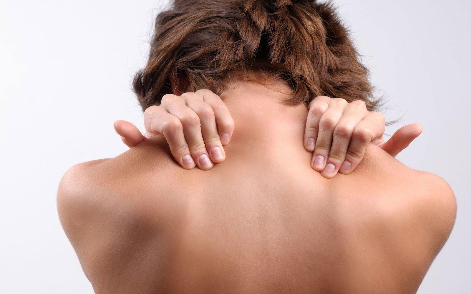 Болят гланды шея