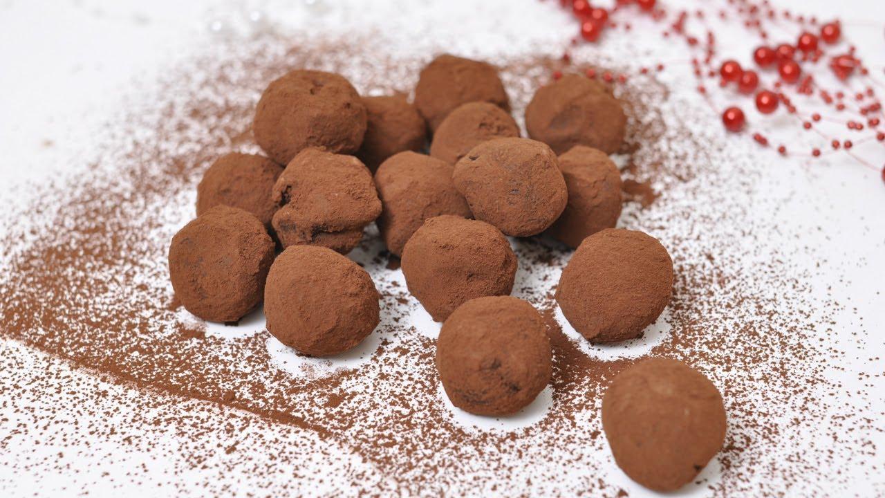 Как сделать домашние конфеты рецепты 712