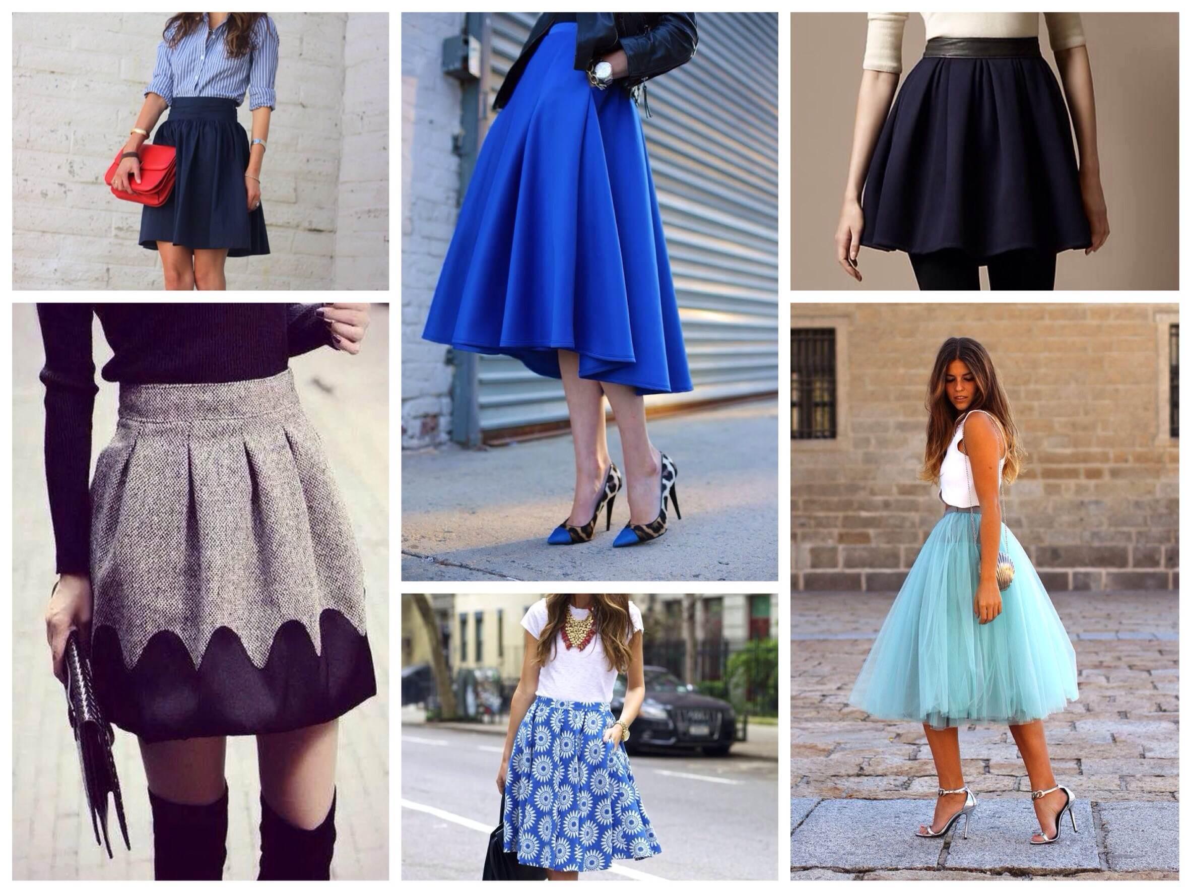 Пояс у юбки по фигуре