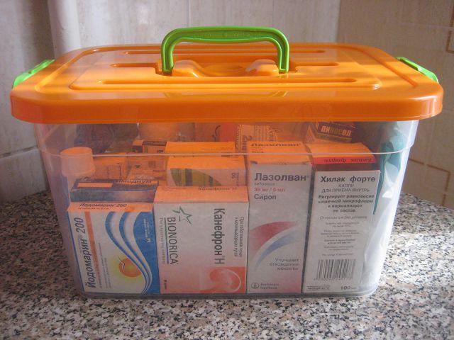 Как сделать аптечку для своими руками
