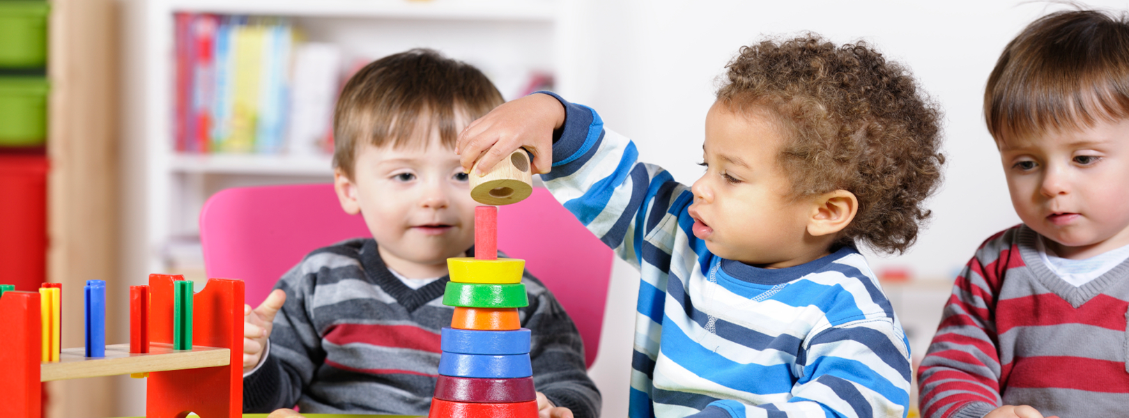 a look at the importance of play on the development of children Play is an important part of your child's development and it begins early learn the different skills children learn and develop through play.