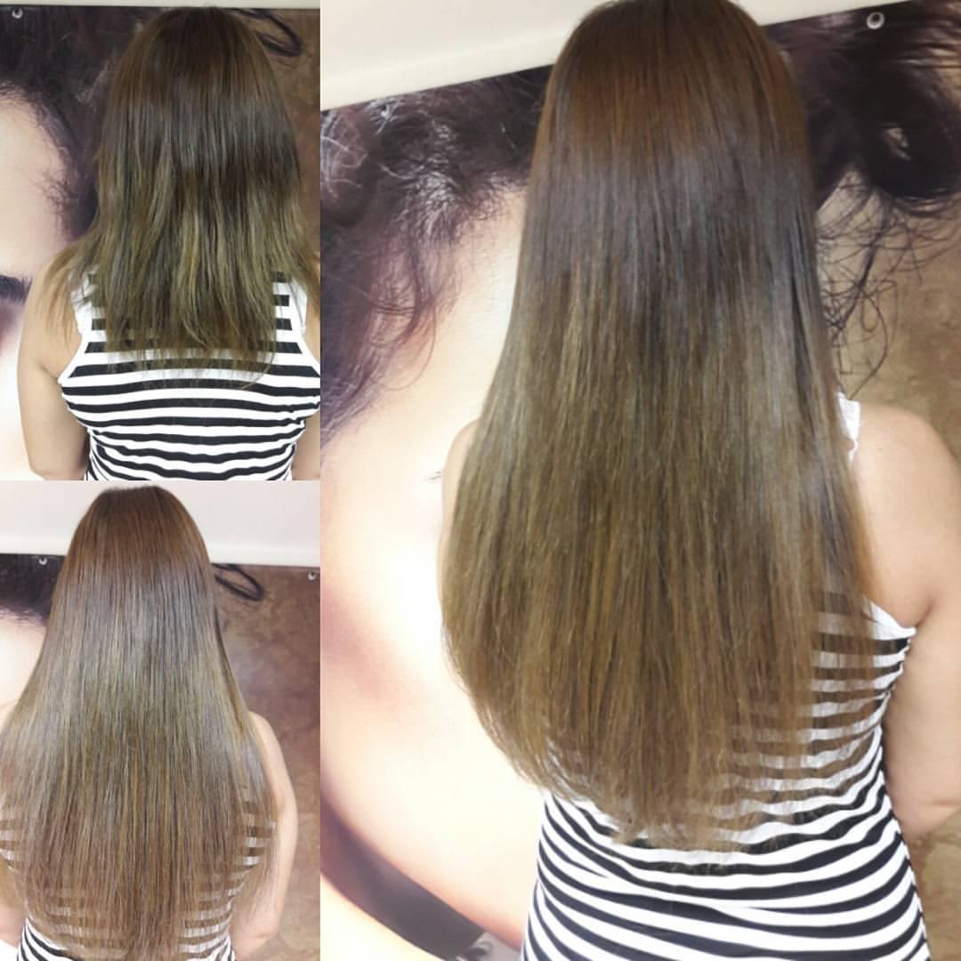 Как самой нарастить себе волосы