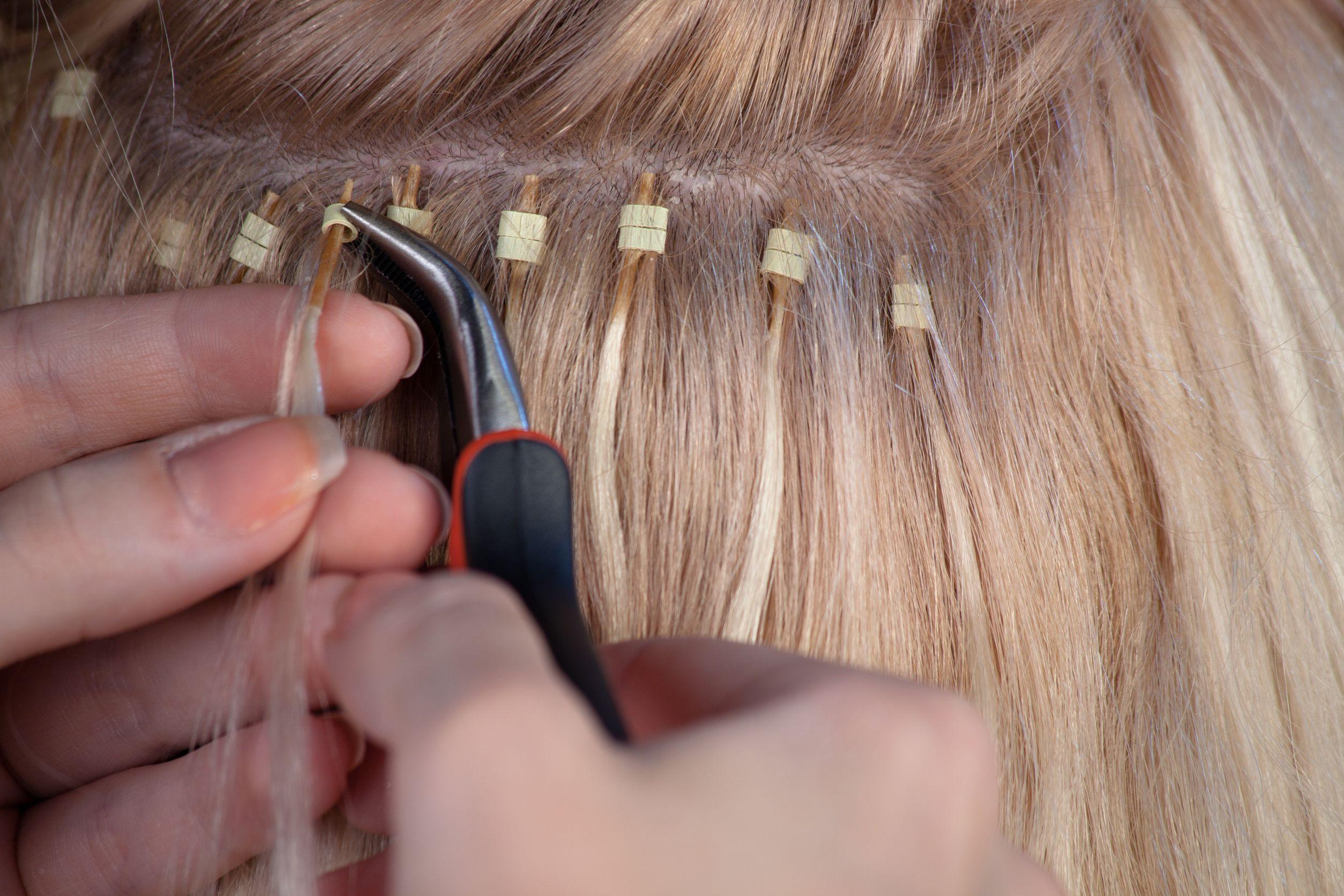 Нарастить волосы домашних условиях