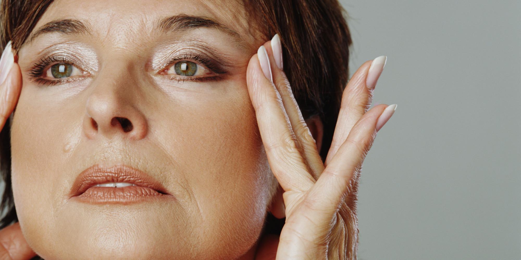 Уход за увядающей кожей лица в домашних условиях рецепты