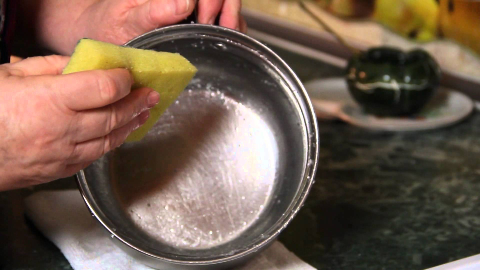 Как осветлить алюминий в домашних условиях