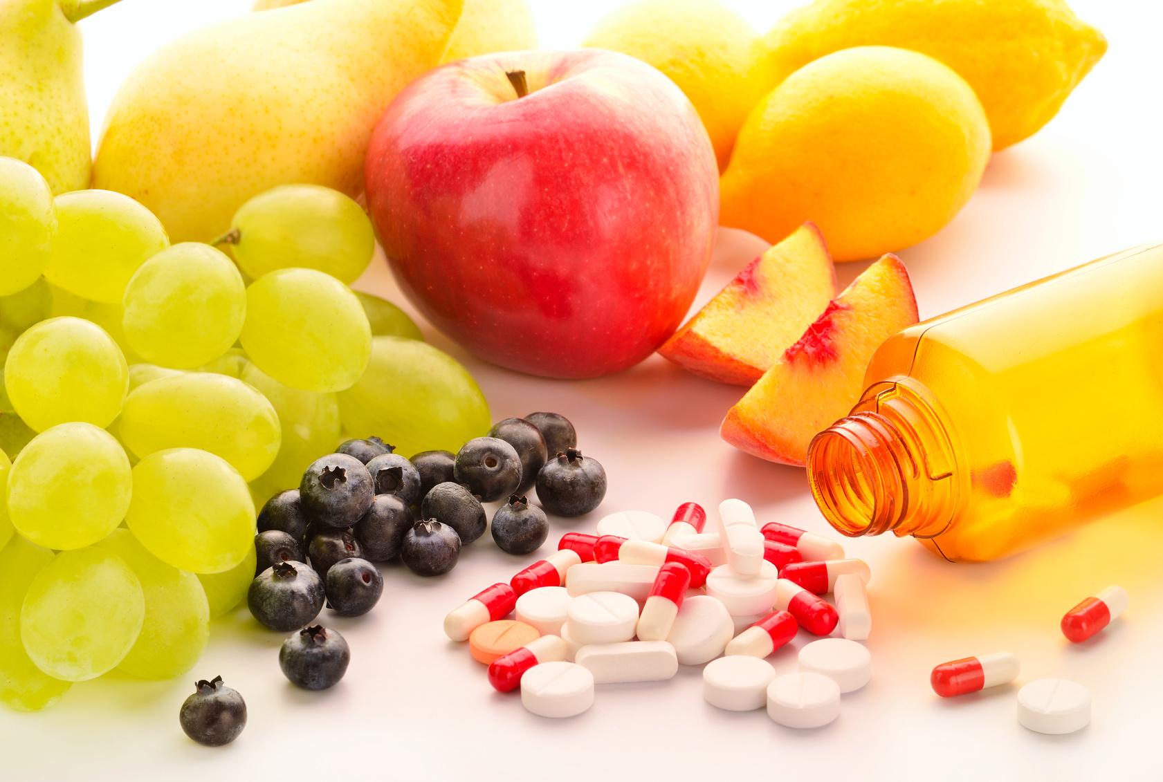 Не синтетические витамины для беременных