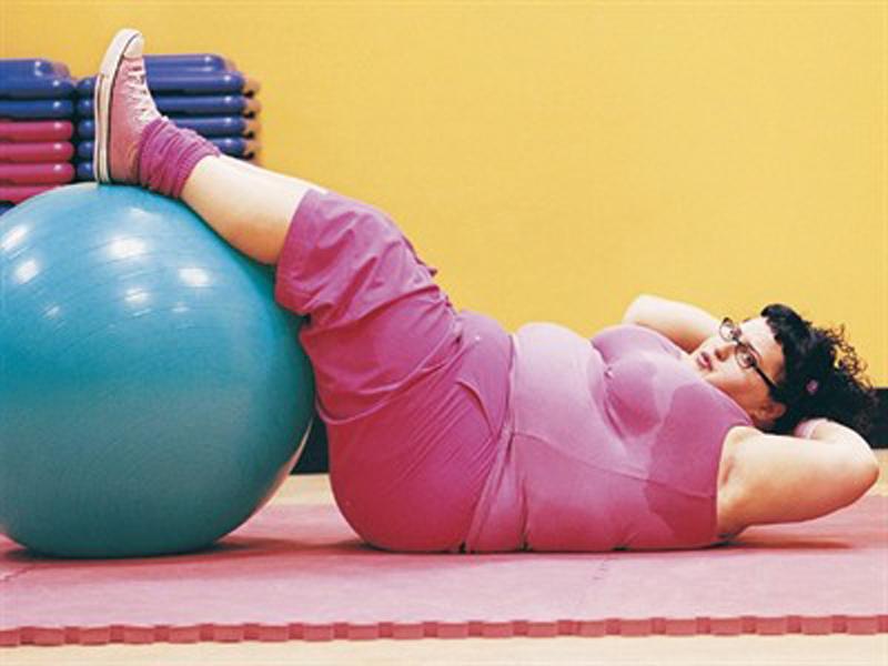 Упражнения для похудения толстых ляжек