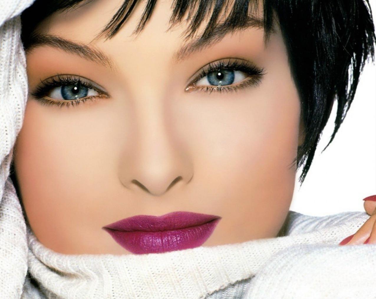 Макияж глаз женщинам за 35 лет