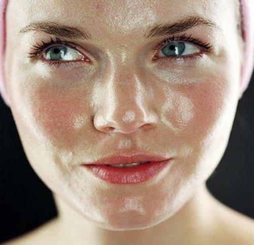 Как убрать жирный блеск на лице