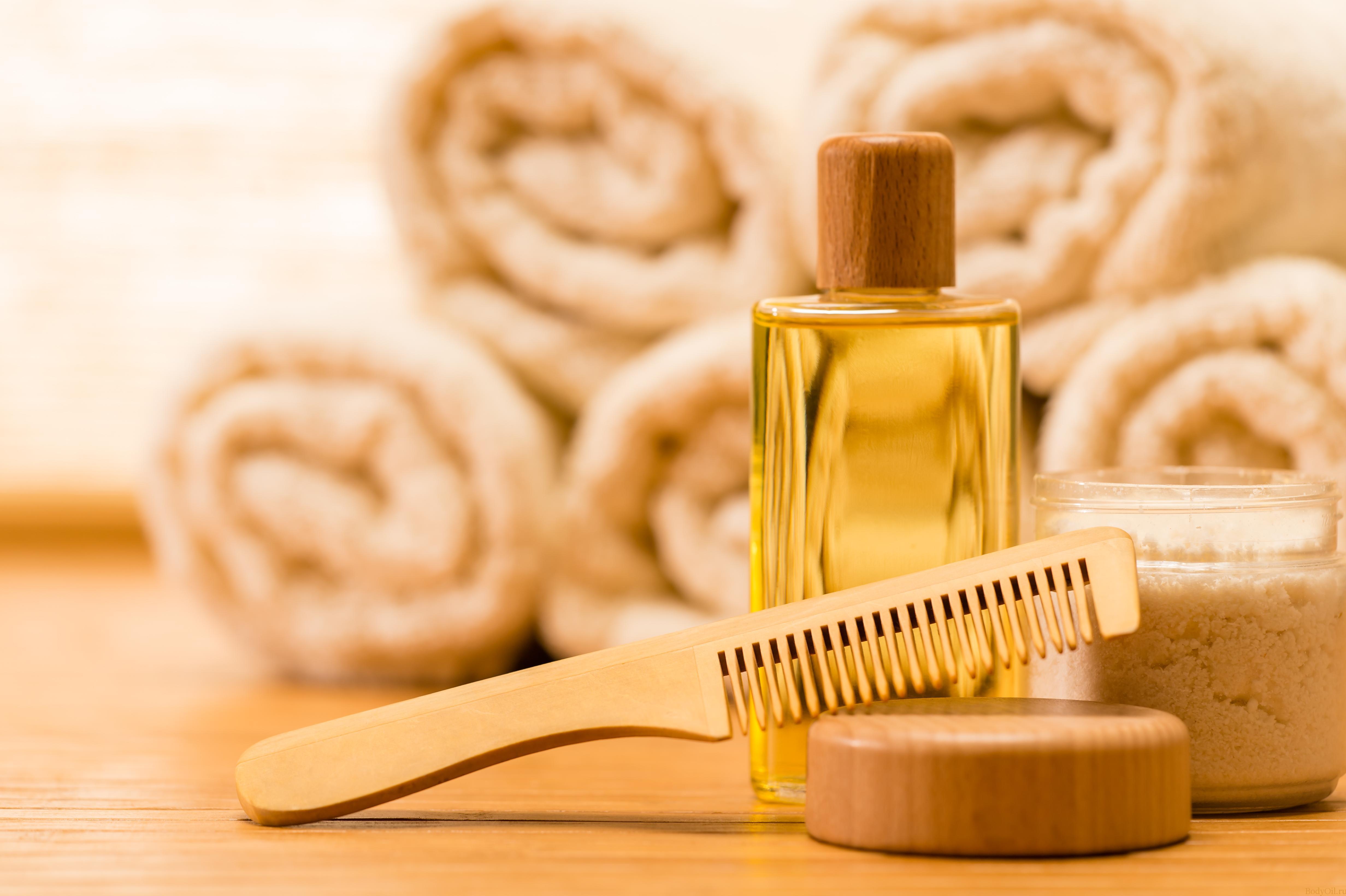Какие масла нужны для нанесения на волосы