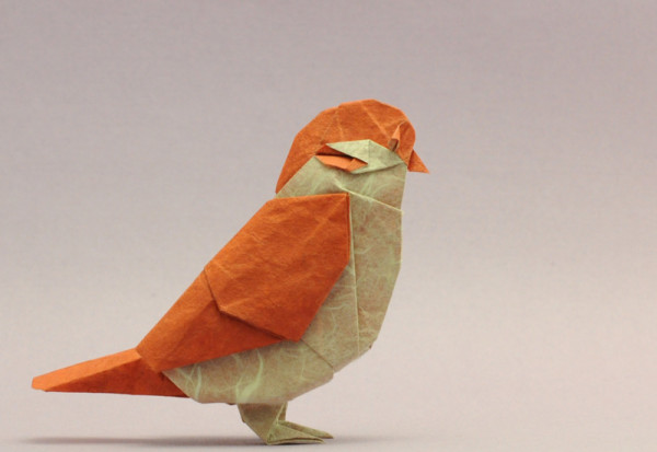 origami-bird-sparrow-origami