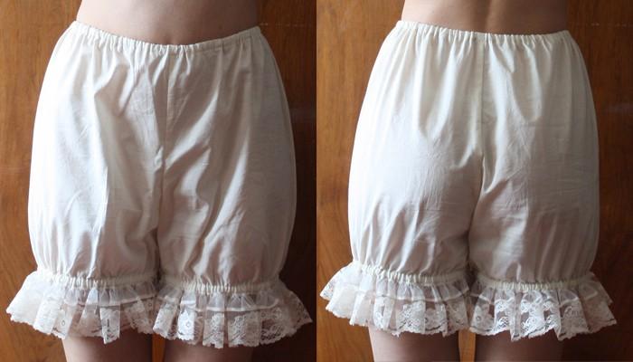 Фото женских панталонов