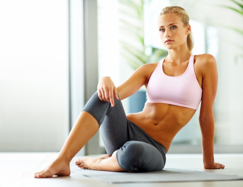 Упражнения для женщин 40 лет в домашних условиях