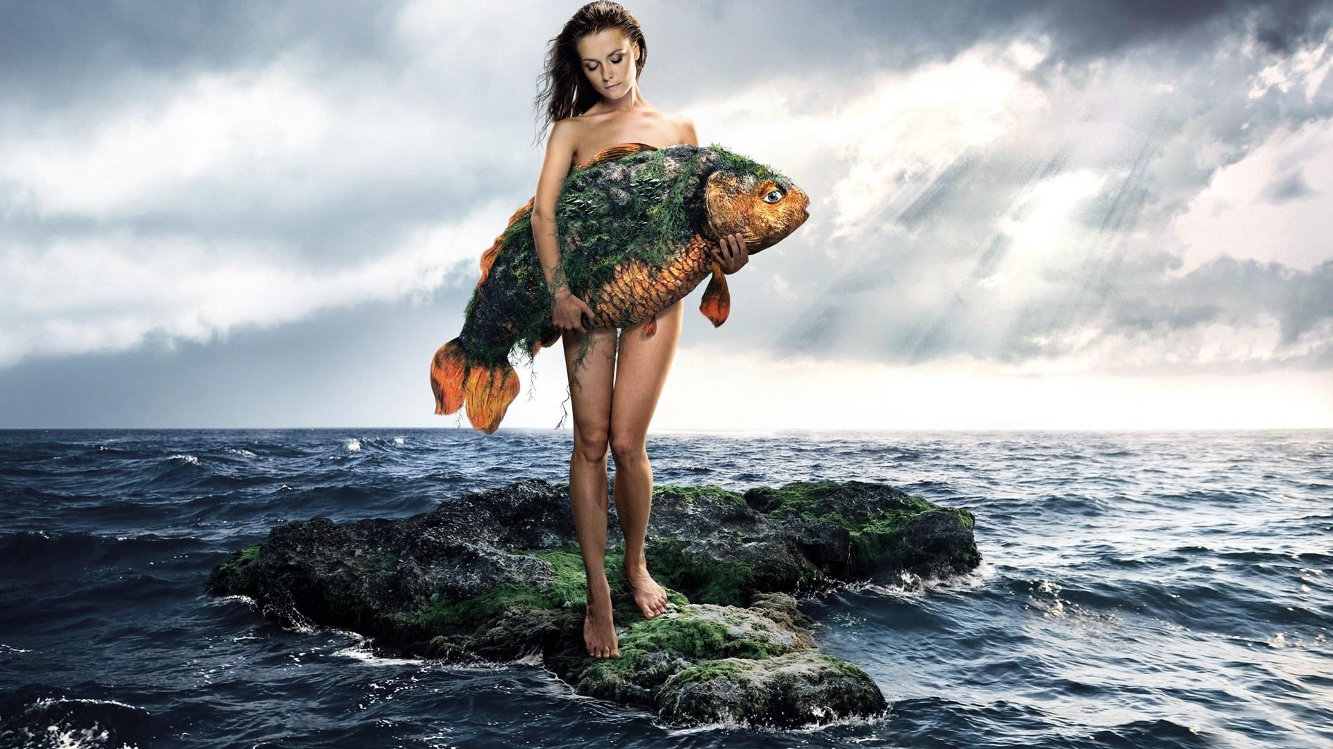 Сексуальный гороскоп женщина рыбы